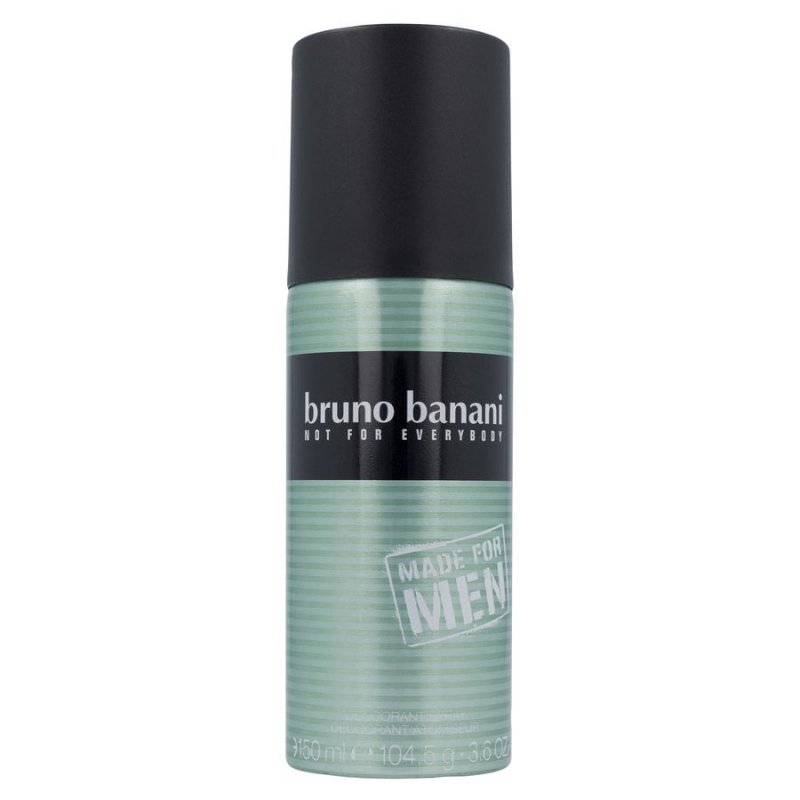Image of   Bruno Banani Deodorant Spray - Made For Men - 150 Ml.
