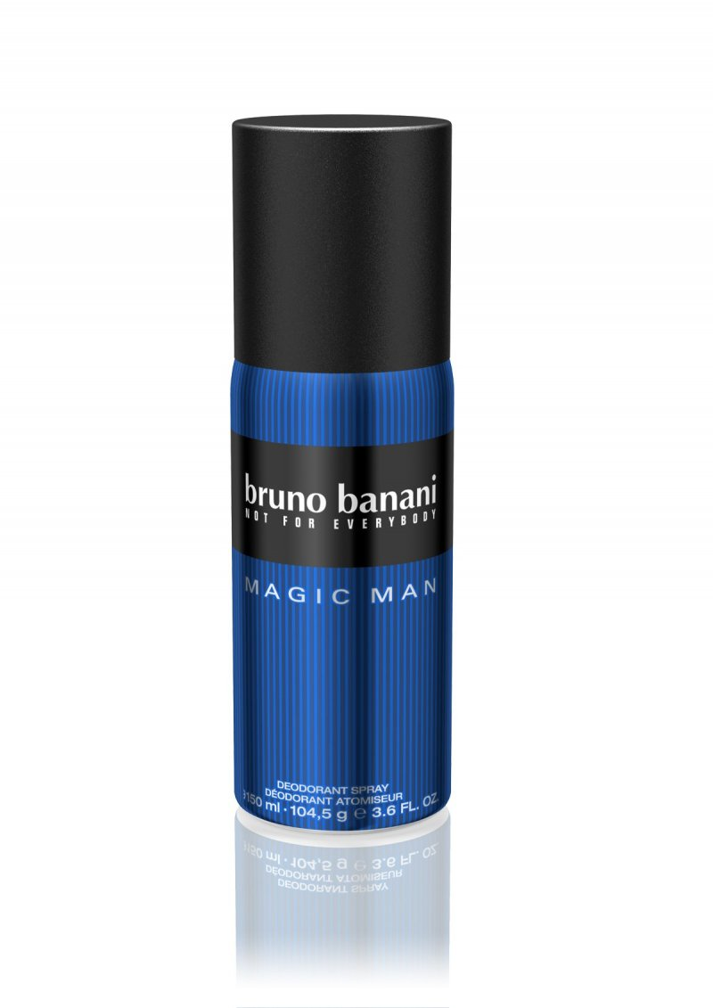 Image of   Bruno Banani Deodorant Spray - Magic Man - 150 Ml.