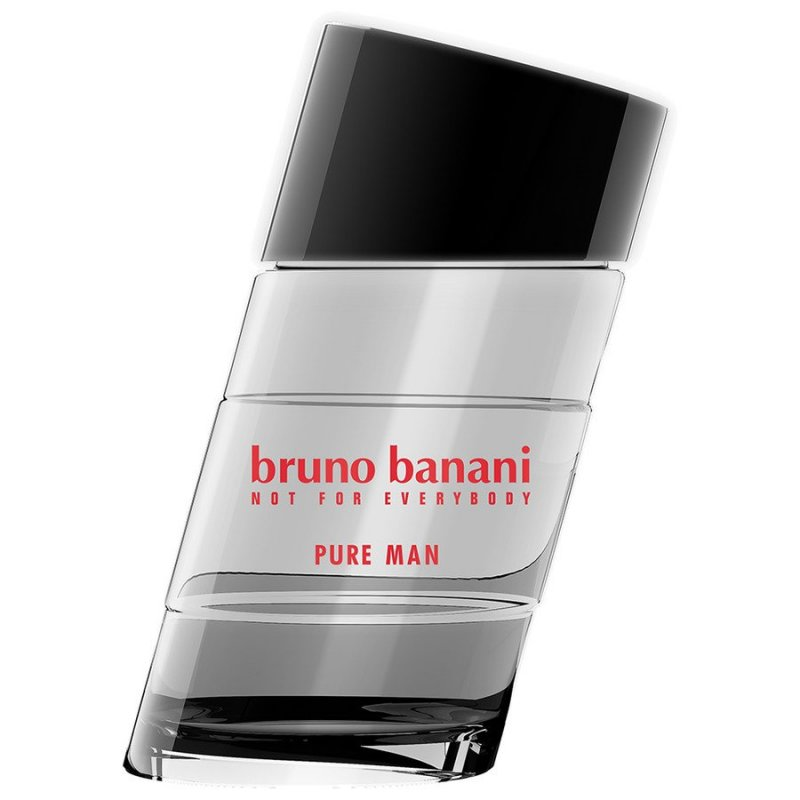 Image of   Bruno Banani Pure Man Eau De Toilette - 50 Ml.