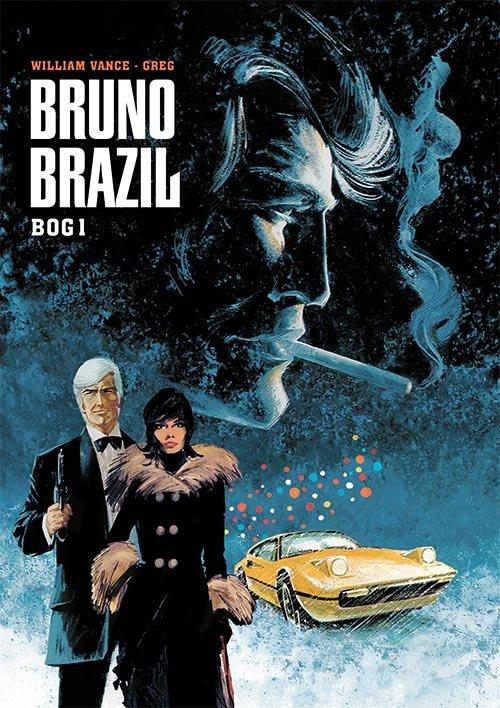 Image of   Bruno Brazil: Bog 1 - Greg - Tegneserie