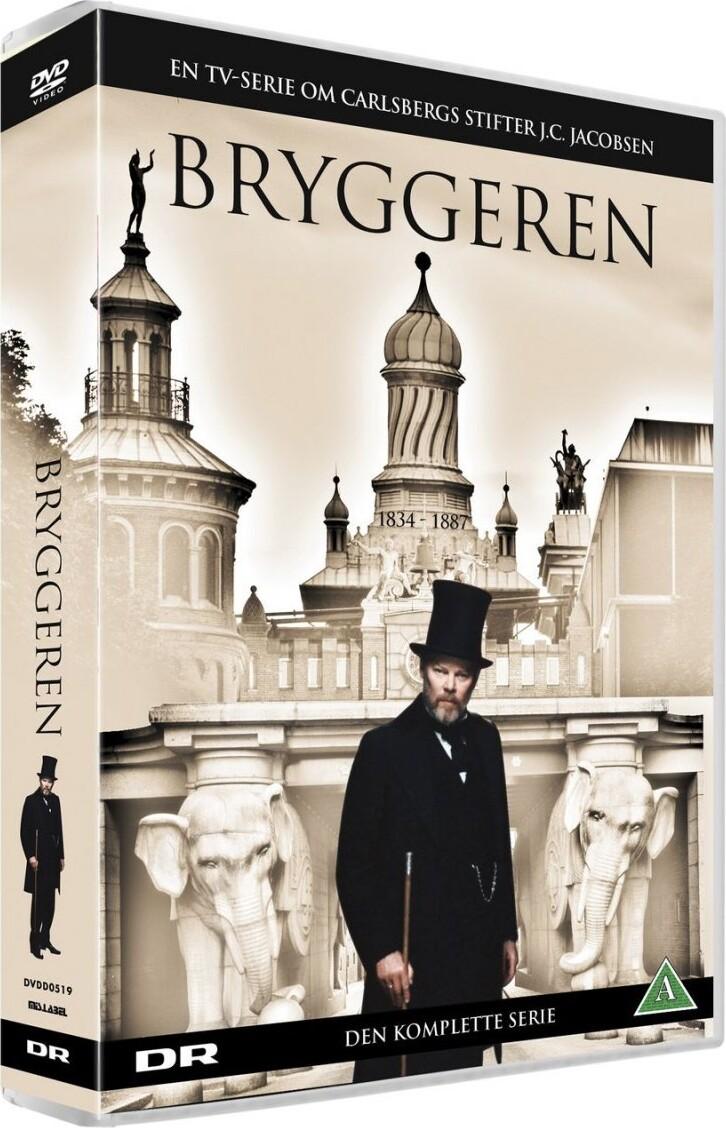 Image of   Bryggeren - Dr Tv-serie - DVD - Tv-serie