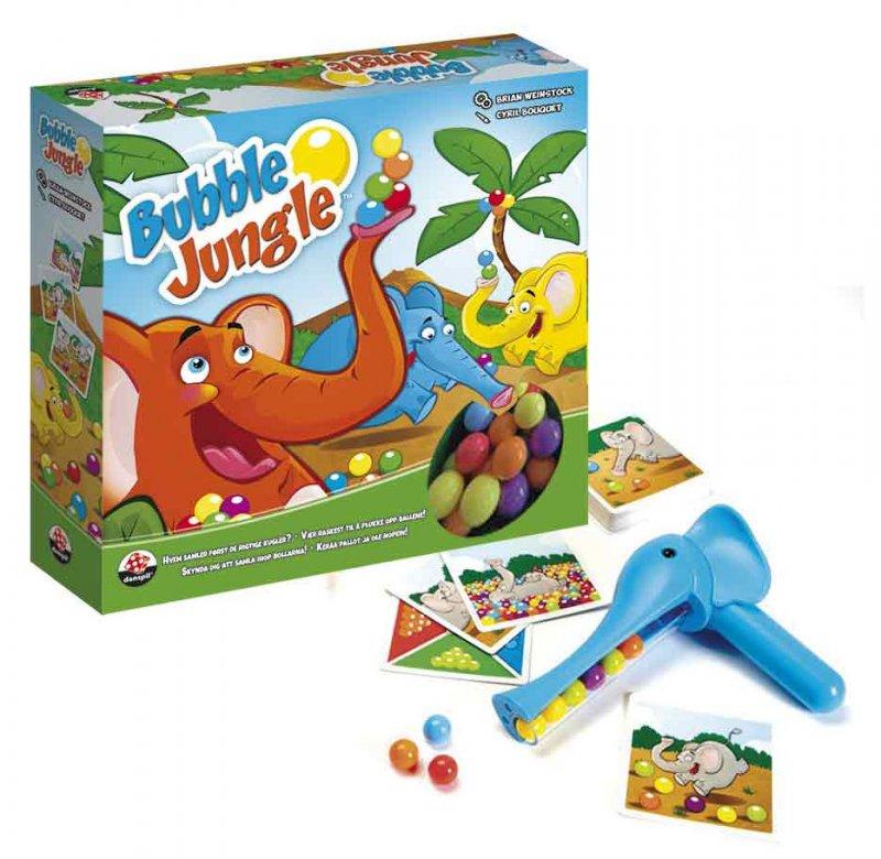 Bubble Jungle - Brætspil