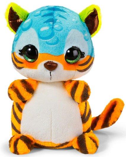 Tiger Bamse - Bubble Tiger - 22 Cm