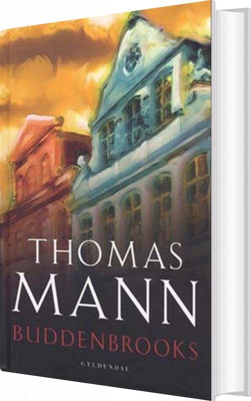 Image of   Buddenbrooks - Thomas Mann - Bog