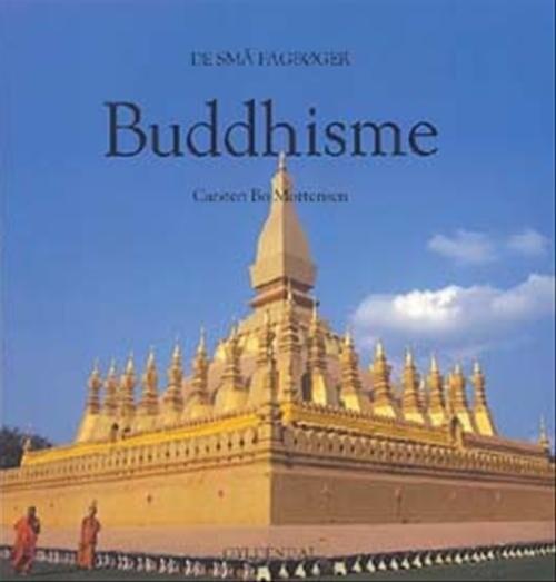 Image of   Buddhisme - Carsten Bo Mortensen - Bog