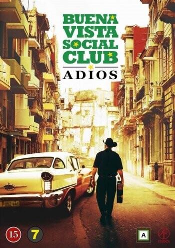 Image of   Buena Vista Social Club - Adiós - DVD - Film