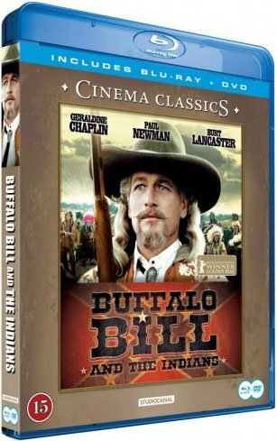 Buffalo Bill And The Indians - Blu-Ray