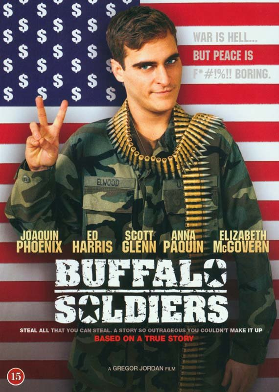 Image of   Buffalo Soldiers - DVD - Film