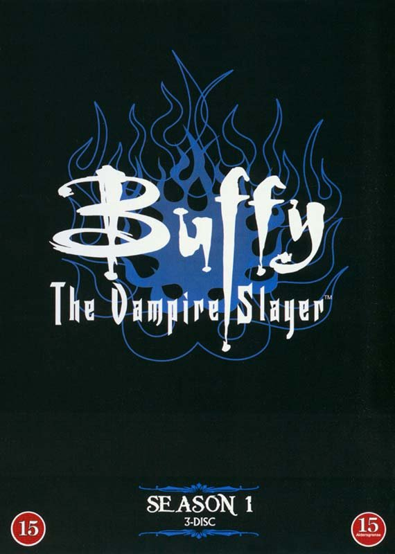 Image of   Buffy - Sæson 1 - DVD - Tv-serie