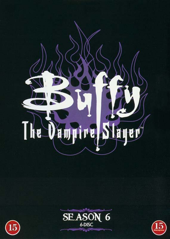 Image of   Buffy - Sæson 6 - DVD - Tv-serie