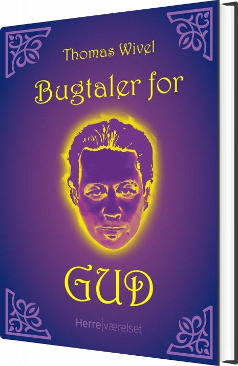 Image of   Bugtaler For Gud - Thomas Wivel - Bog