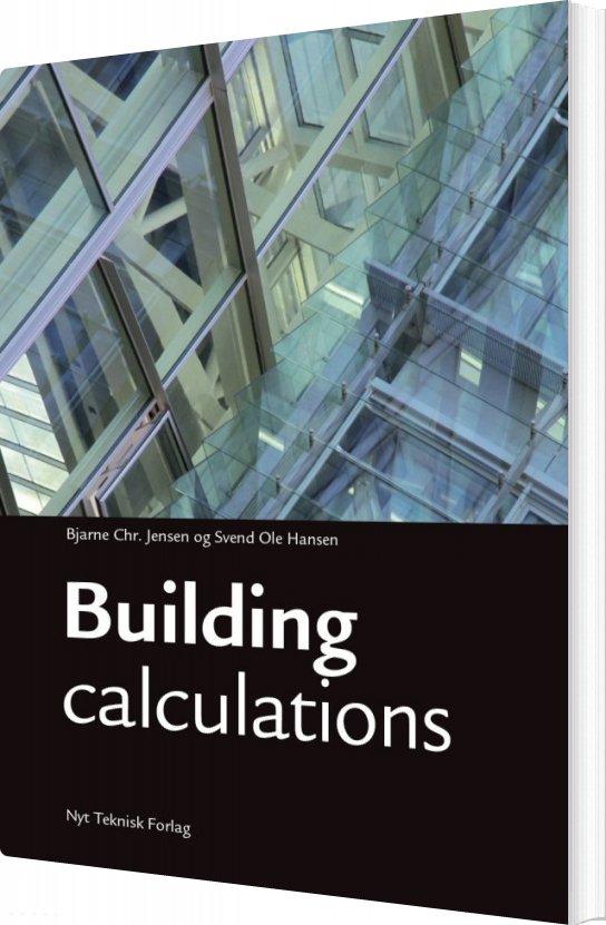 Image of   Building Calculations - Bjarne Chr. Jensen - Bog