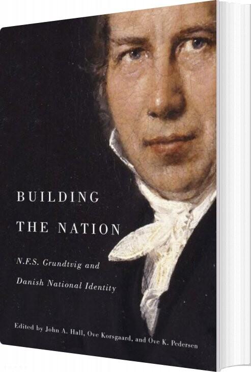 Billede af Building The Nation - Ove Korsgaard - Bog