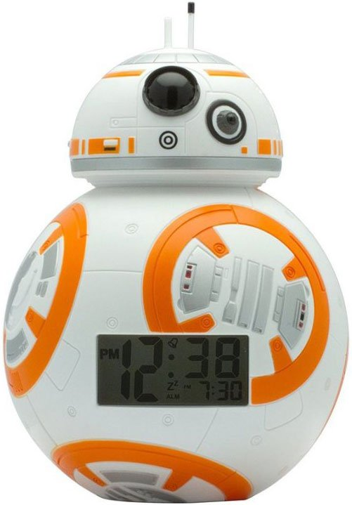 Star Wars Digital Vækkeur - Bb-8