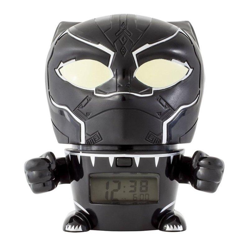 Image of   Bulbbotz - Vækkeur - Avengers - Black Panther (2021449)