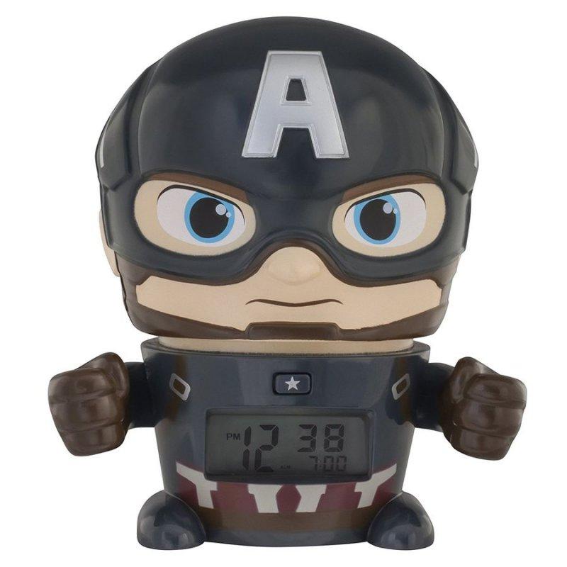 Image of   Bulbbotz - Vækkeur - Avengers - Captain America (2021722)