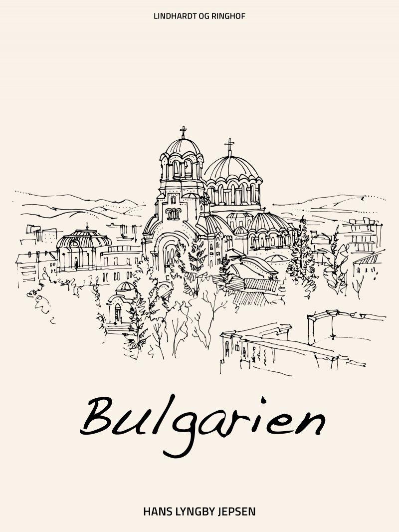 Image of   Bulgarien - Hans Lyngby Jepsen - Bog