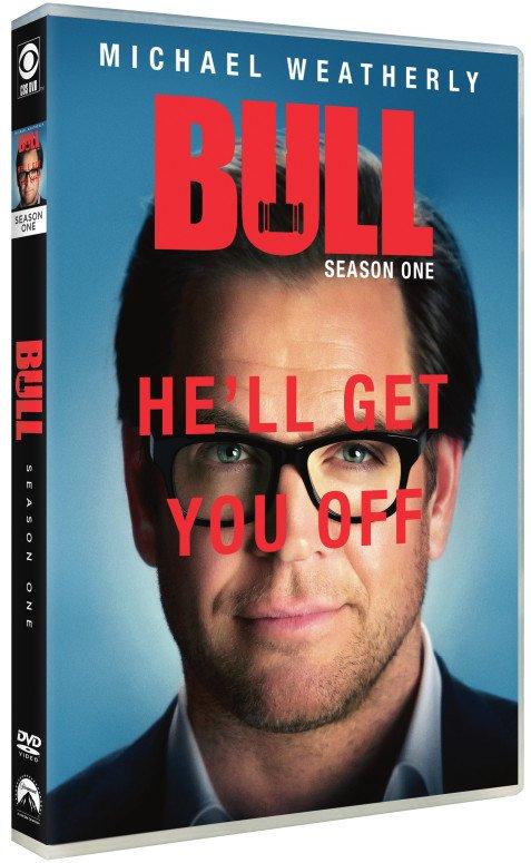 Image of   Bull - Sæson 1 - DVD - Tv-serie