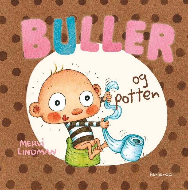 Image of   Buller Og Potten - Mervi Lindman - Bog
