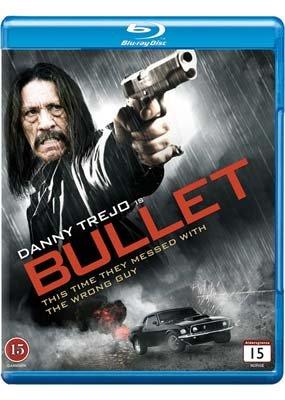 Image of   Bullet - Danny Trejo - 2014 - Blu-Ray