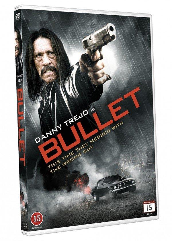 Image of   Bullet - Danny Trejo - 2014 - DVD - Film
