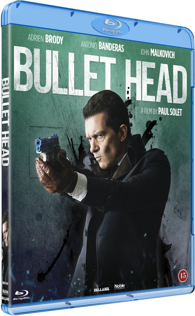 Image of   Bullet Head - Blu-Ray