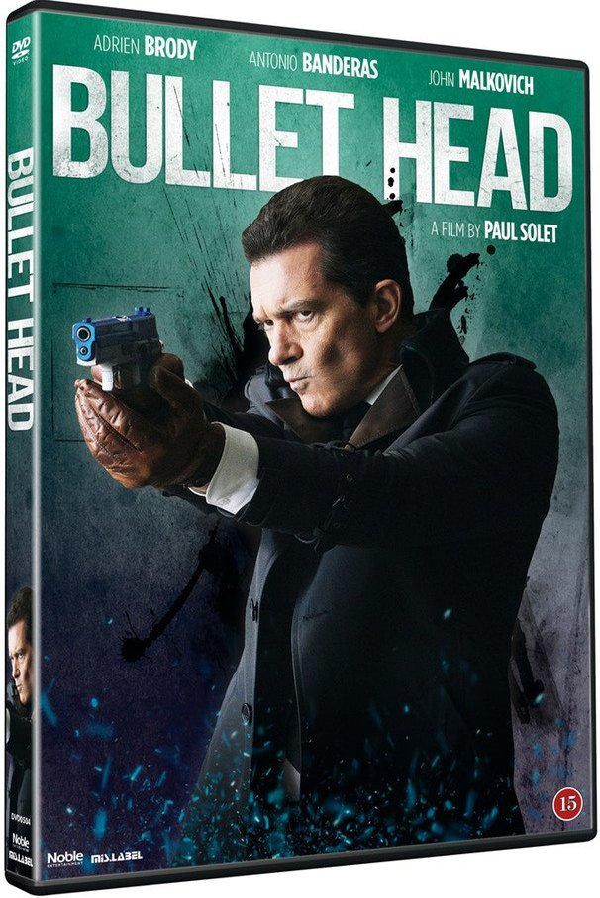 Image of   Bullet Head - DVD - Film