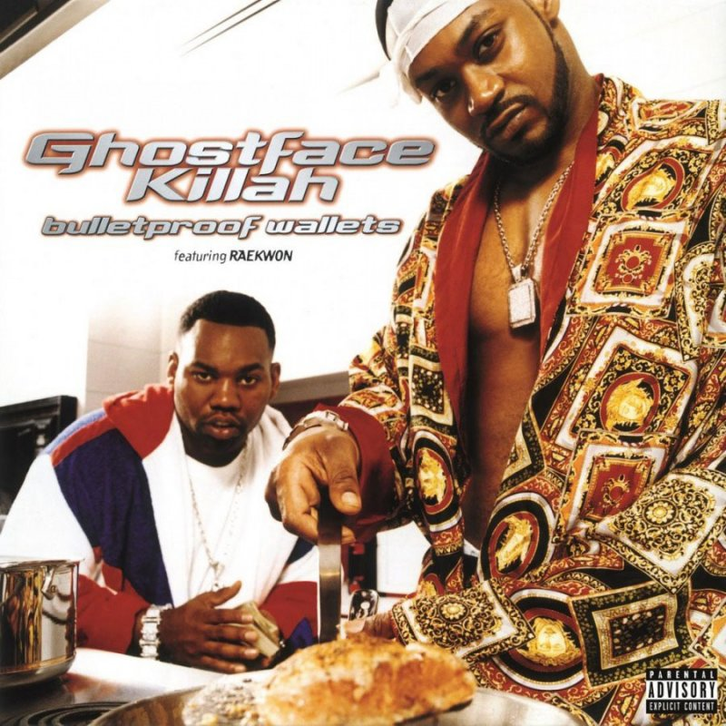 Ghostface Killah - Bulletproof Wallets - Vinyl / LP