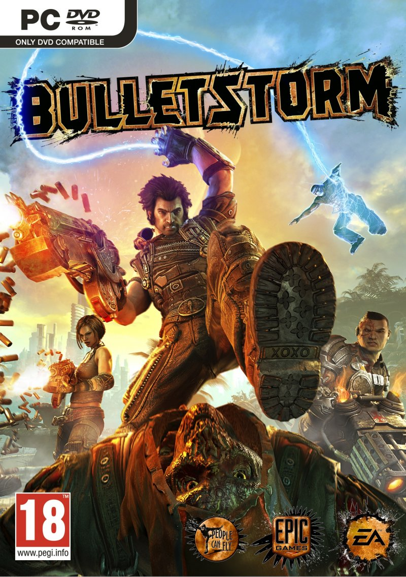 Image of   Bulletstorm - PC
