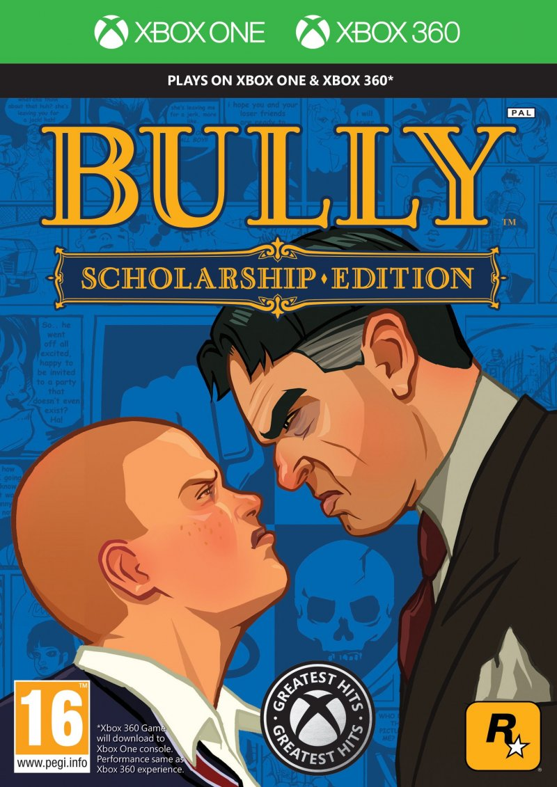 Image of   Bully: Scholarship Edition - Xbox 360