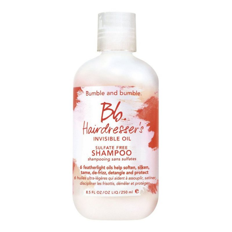 Image of   Bumble And Bumble Shampoo - Hairdressers Invisible Oil - Sulfate Free 250 Ml
