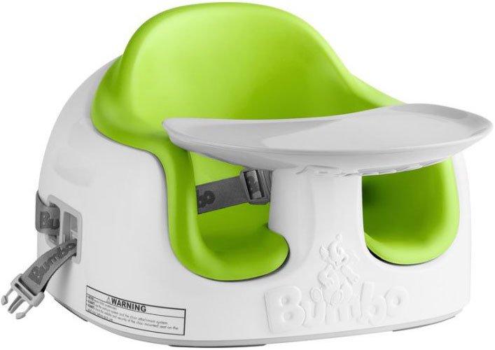 Bumbo Multi Seat Babystol - Grøn