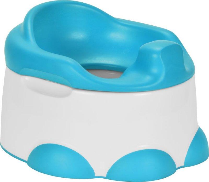 Bumbo Step N Potty Pottetræner - Blå