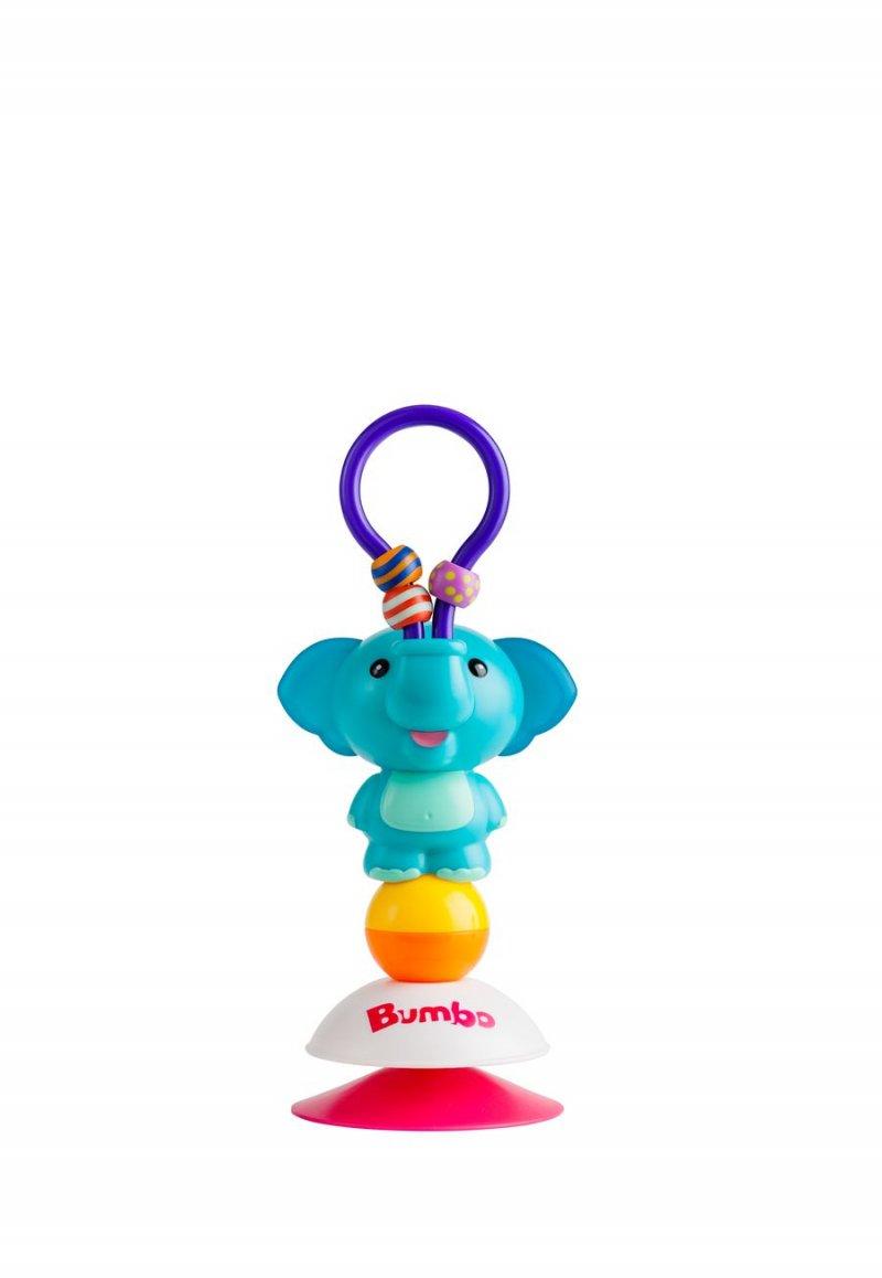 Bumbo Legetøj Med Sugekop - Elefanten Enzo