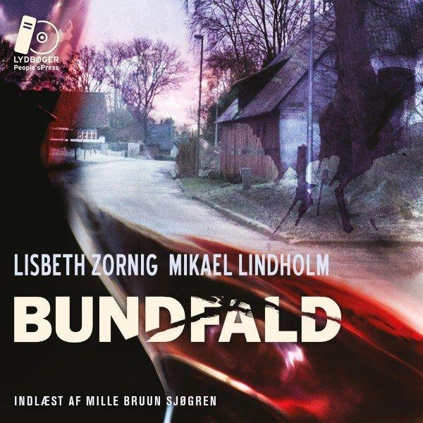 Image of   Bundfald - Mikael Lindholm - Cd Lydbog