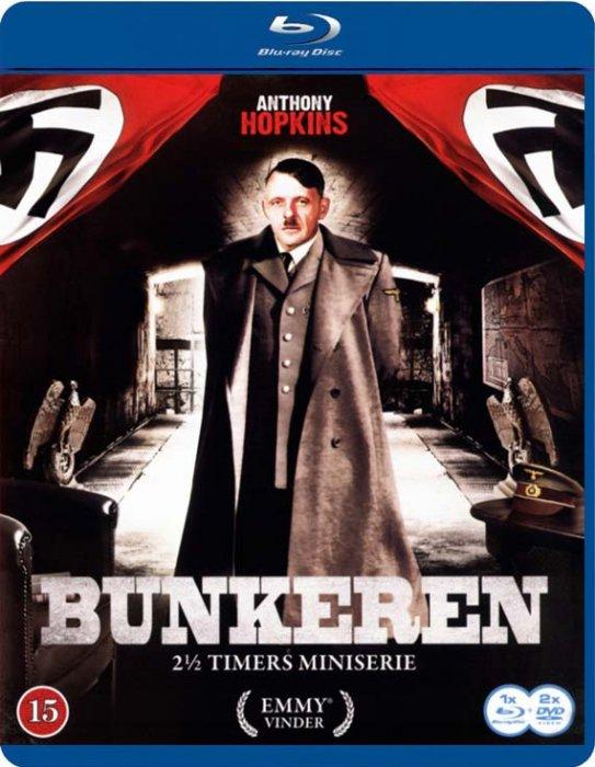 Image of   Bunkeren (blu-ray+dvd) - Blu-Ray - Tv-serie
