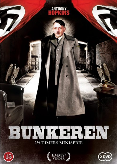 Image of   Bunkeren - Miniserie - DVD - Tv-serie