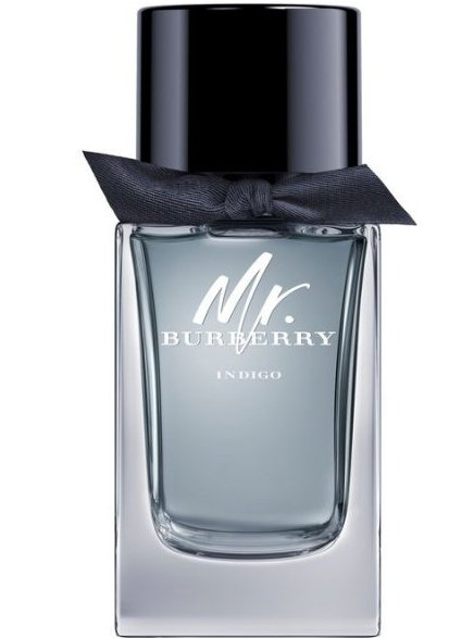 Mr Burberry Indigo Eau De Toilette - 100 Ml