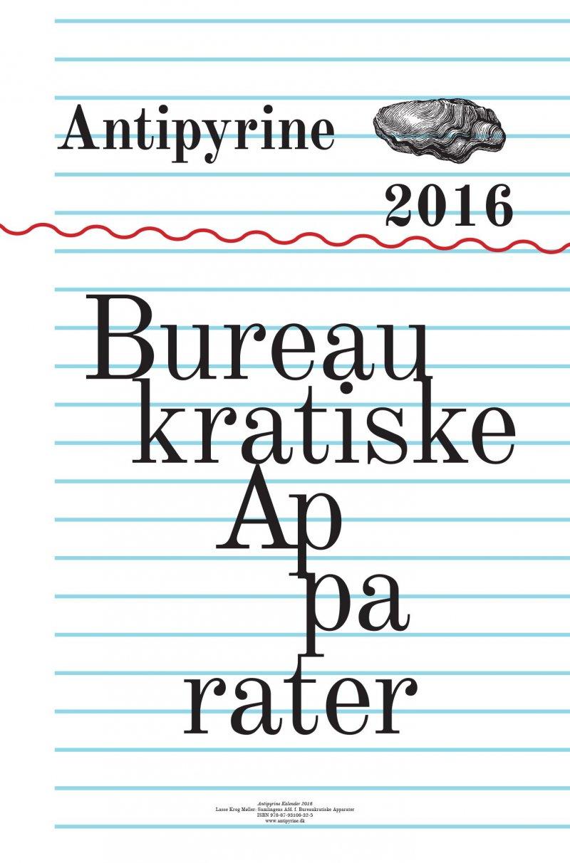 Image of   Kunstkalender 2016
