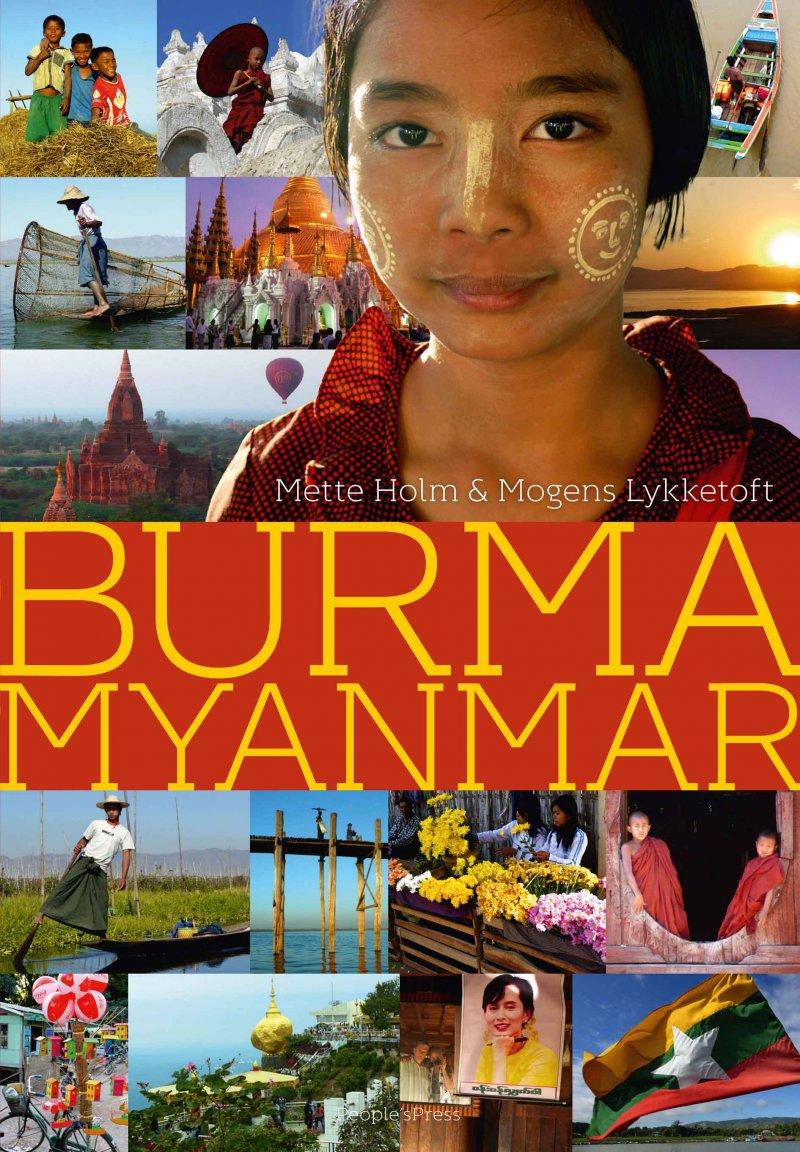 Burma Myanmar - Mogens Lykketoft - Bog
