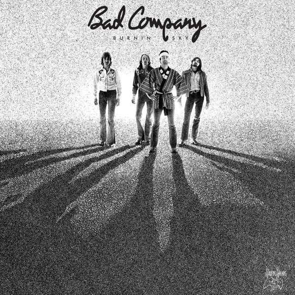 Image of   Bad Company - Burnin Sky - Vinyl / LP