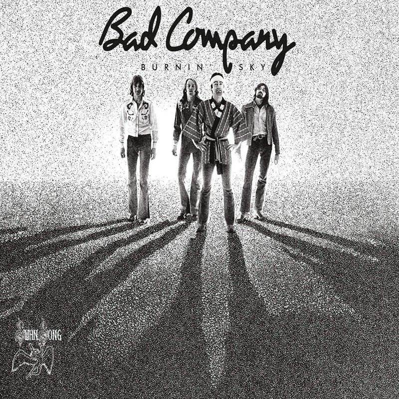 Image of   Bad Company - Burnin Sky - CD