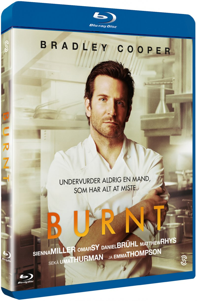 Image of   Burnt - Blu-Ray