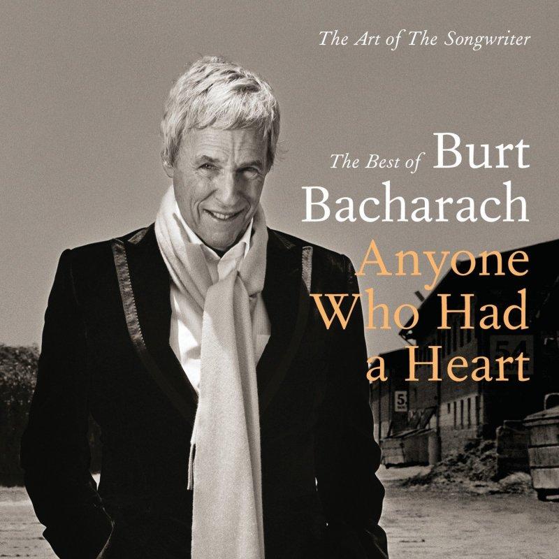 Image of   Burt Bacharach - Anyone Who Had A Heart - CD