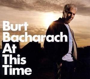 Image of   Burt Bacharach - At This Time - CD