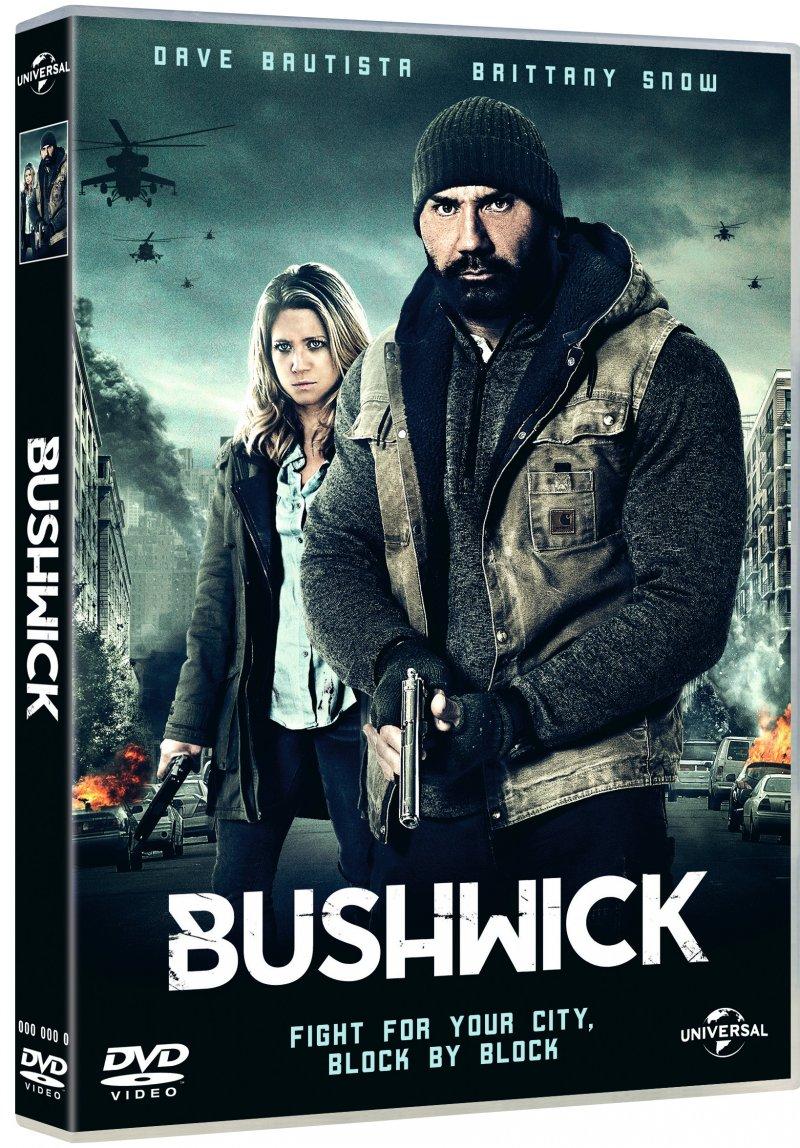 Image of   Bushwick - DVD - Film