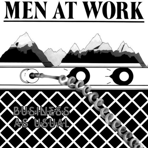 Men At Work - Business As Usual - Vinyl / LP