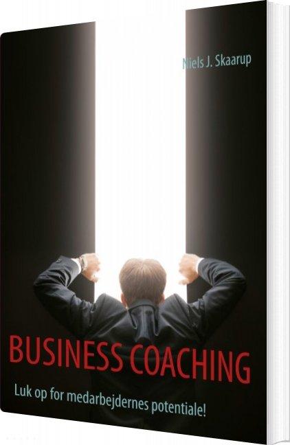 Billede af Business Coaching - Niels J. Skaarup - Bog