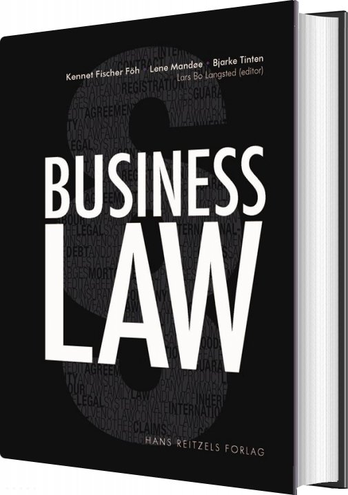 Business Law - Bjarke Tinten - Bog