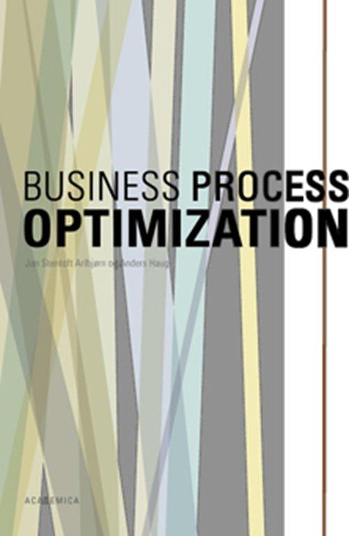 Image of   Business Process Optimization - Anders Haug - Bog